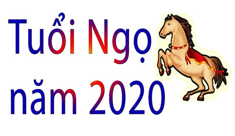 Tử vi tuổi Ngọ năm 2020