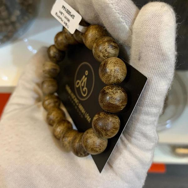 Vòng trầm hương banh - campuchia 12li 2