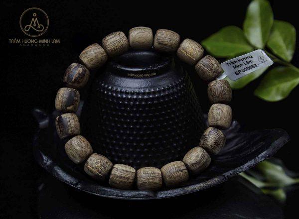 Trầm Hương Cao Cấp - Lu Thống 10 Li